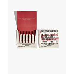 Red Earth 5 Piece Have Fun Lipstick Matches Set