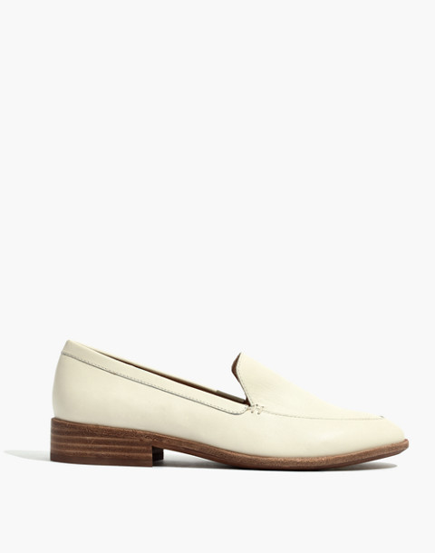 The Frances Loafer in vintage canvas image 3