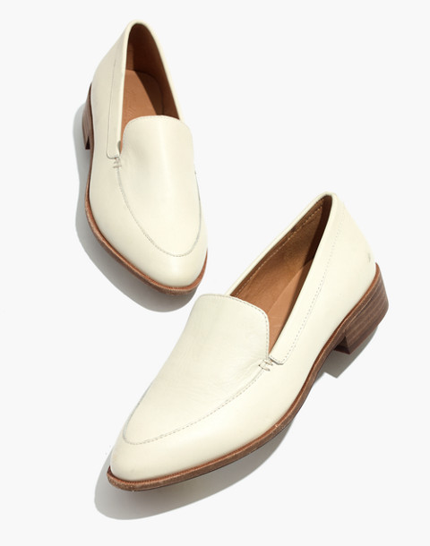 The Frances Loafer in vintage canvas image 1