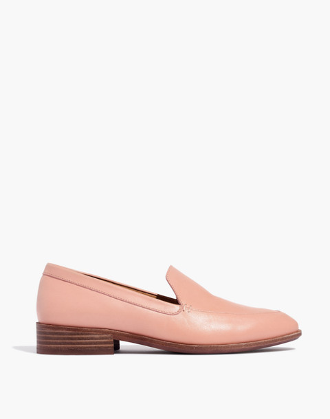 The Frances Loafer in pink oyster image 3