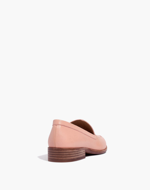 The Frances Loafer in pink oyster image 4