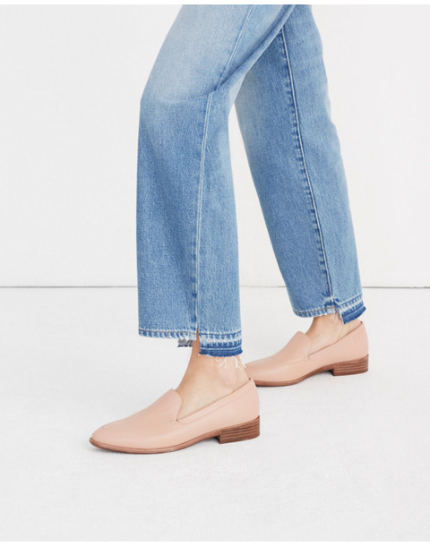 The Frances Loafer in pink oyster image 2