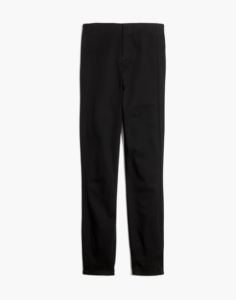 Fraser Slim Pants in true black image 4