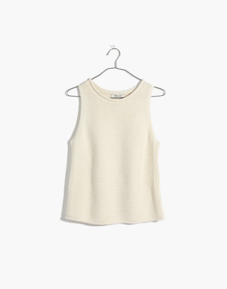 Highbury Sweater Tank by Madewell