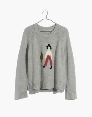 El Rancho Sweater