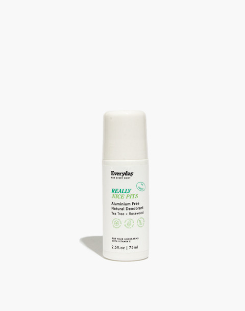 Everyday For Every Body™ Really Nice Pits Aluminum Free Natural Deodorant in sweet orange&patchouli image 1