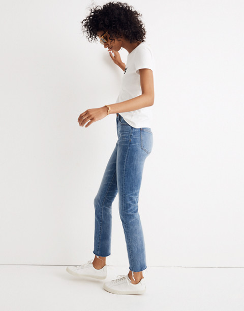 The Perfect Vintage Jean: Comfort Stretch Edition in velera wash image 3