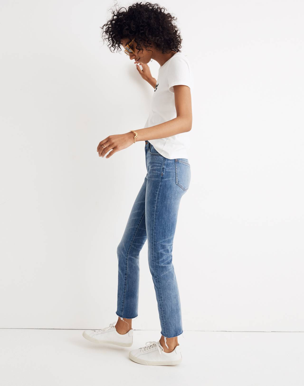 The Tall Perfect Vintage Jean: Comfort Stretch Edition in velera wash image 3