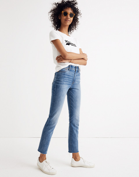 The Perfect Vintage Jean: Comfort Stretch Edition in velera wash image 1