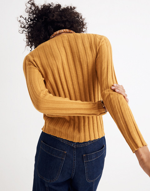 Clarkwell Pullover Sweater in naples yellow image 3