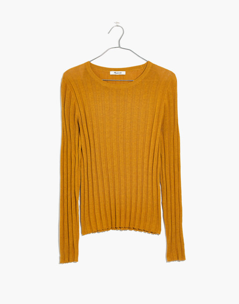 Clarkwell Pullover Sweater in naples yellow image 4