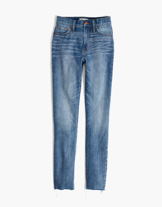 The Short Perfect Vintage Jean: Comfort Stretch Edition