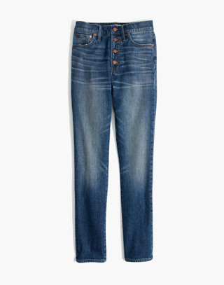The Petite Perfect Vintage Jean: Comfort Stretch Edition in glenmoor wash image 4