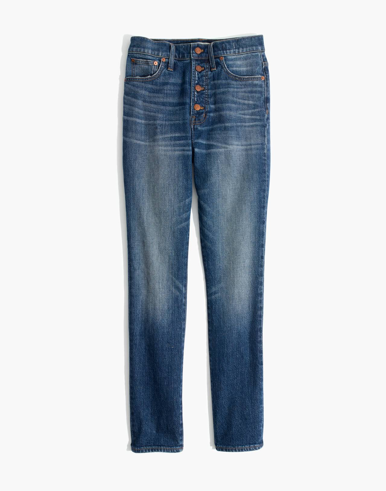 The Perfect Vintage Jean: Comfort Stretch Edition in glenmoor wash image 4