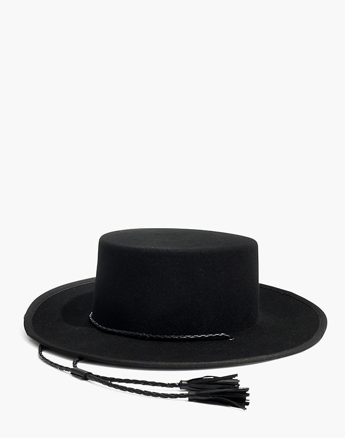 3254eb9727a Madewell x Biltmore® Felt Stampede-Strap Hat