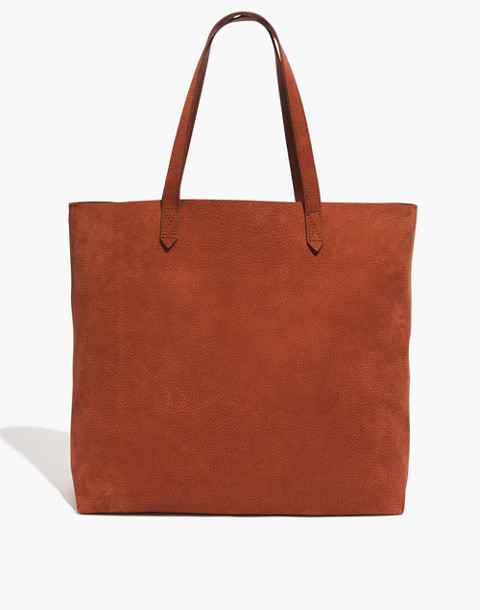 The Transport Tote in spiced cider image 1