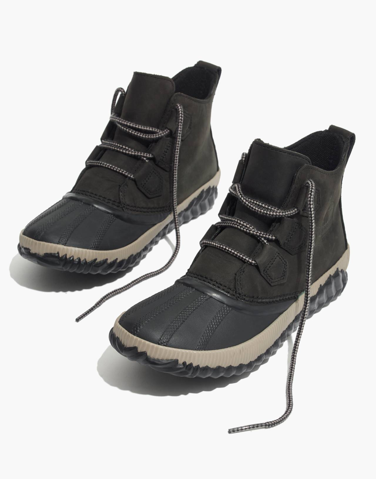 Sorel® Out N About™ Plus Boots in black image 1