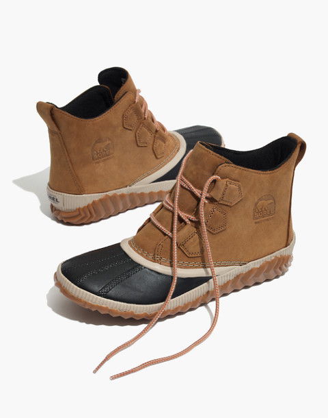 Sorel® Out N About™ Plus Boots in elk image 1