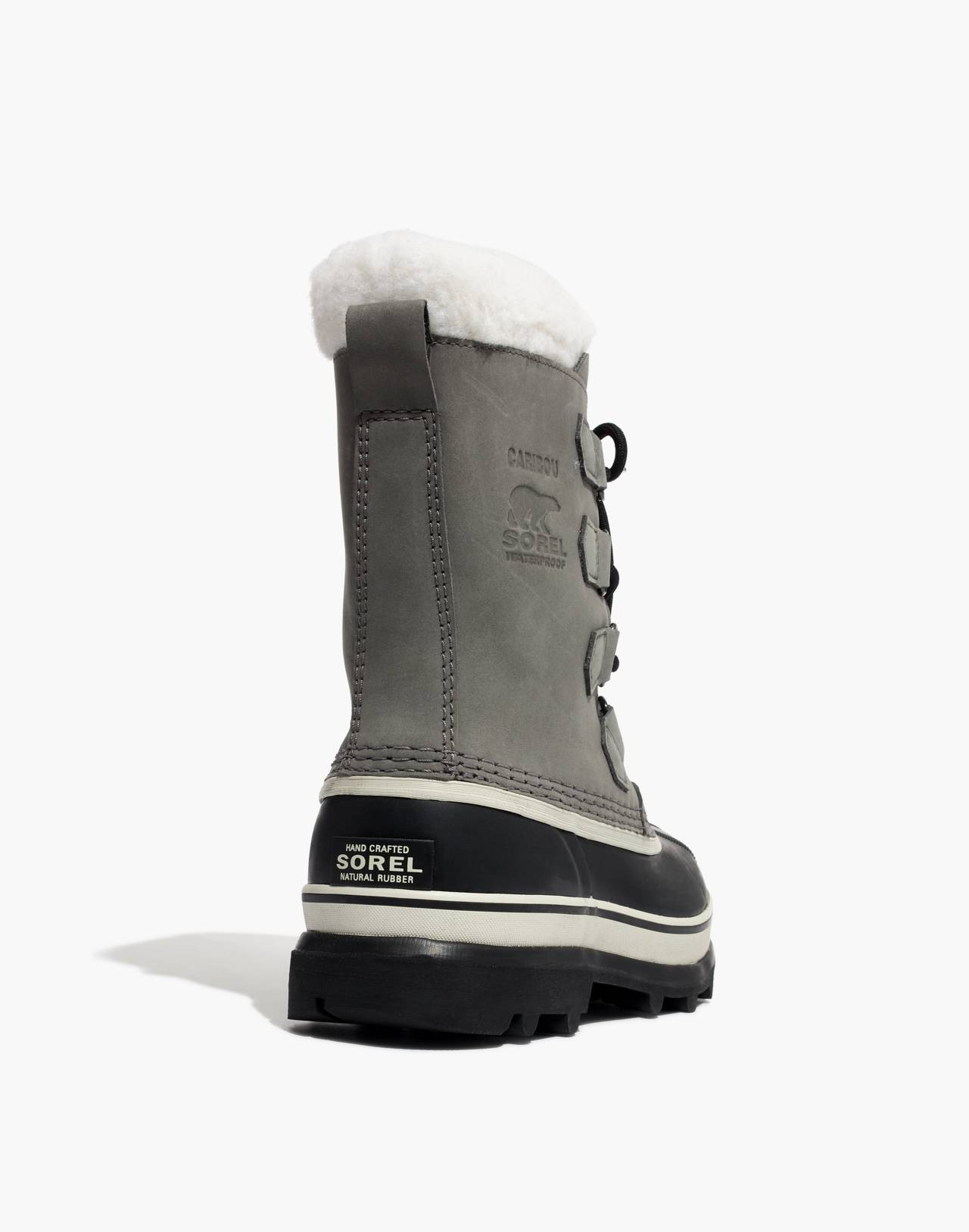 Sorel® Caribou™ Boots in shale stone image 4