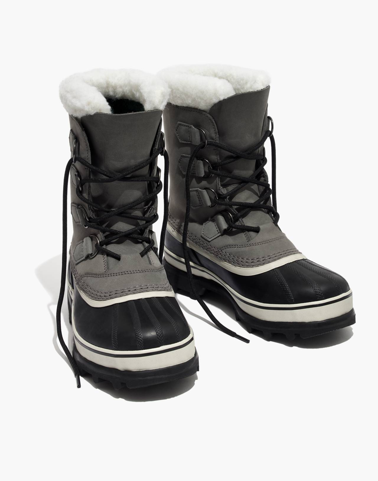 Sorel® Caribou™ Boots in shale stone image 1