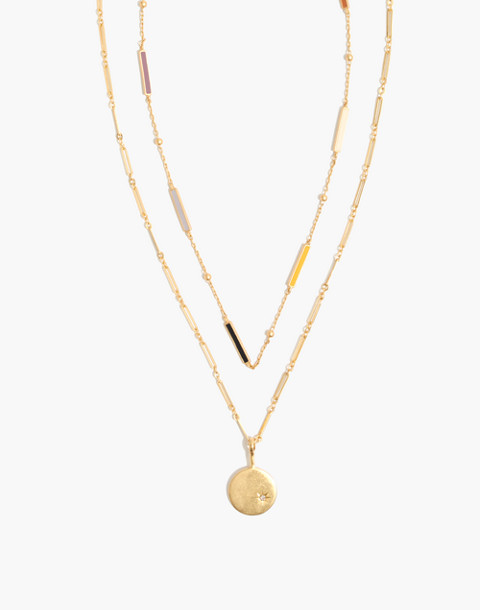 spark-pendant-necklace-set by madewell