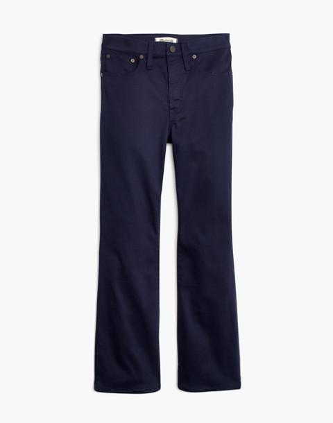 Cali Demi-Boot Sateen Jeans in juniper berry image 4