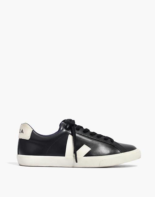 cfa07b52800 Veja™ Esplar Low Sneakers in Black Leather