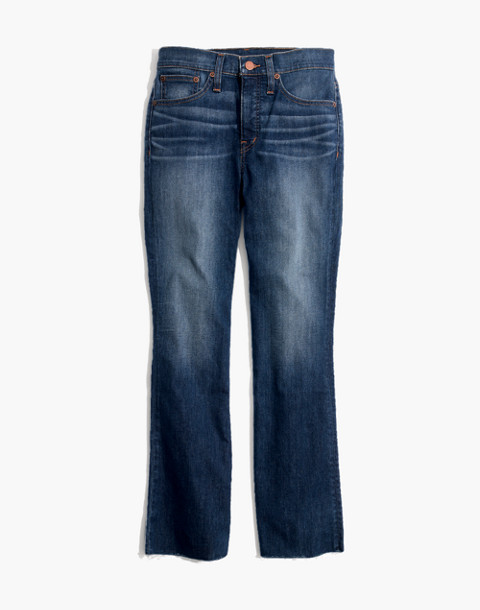 Petite Cali Demi-Boot Jeans in Marco Wash