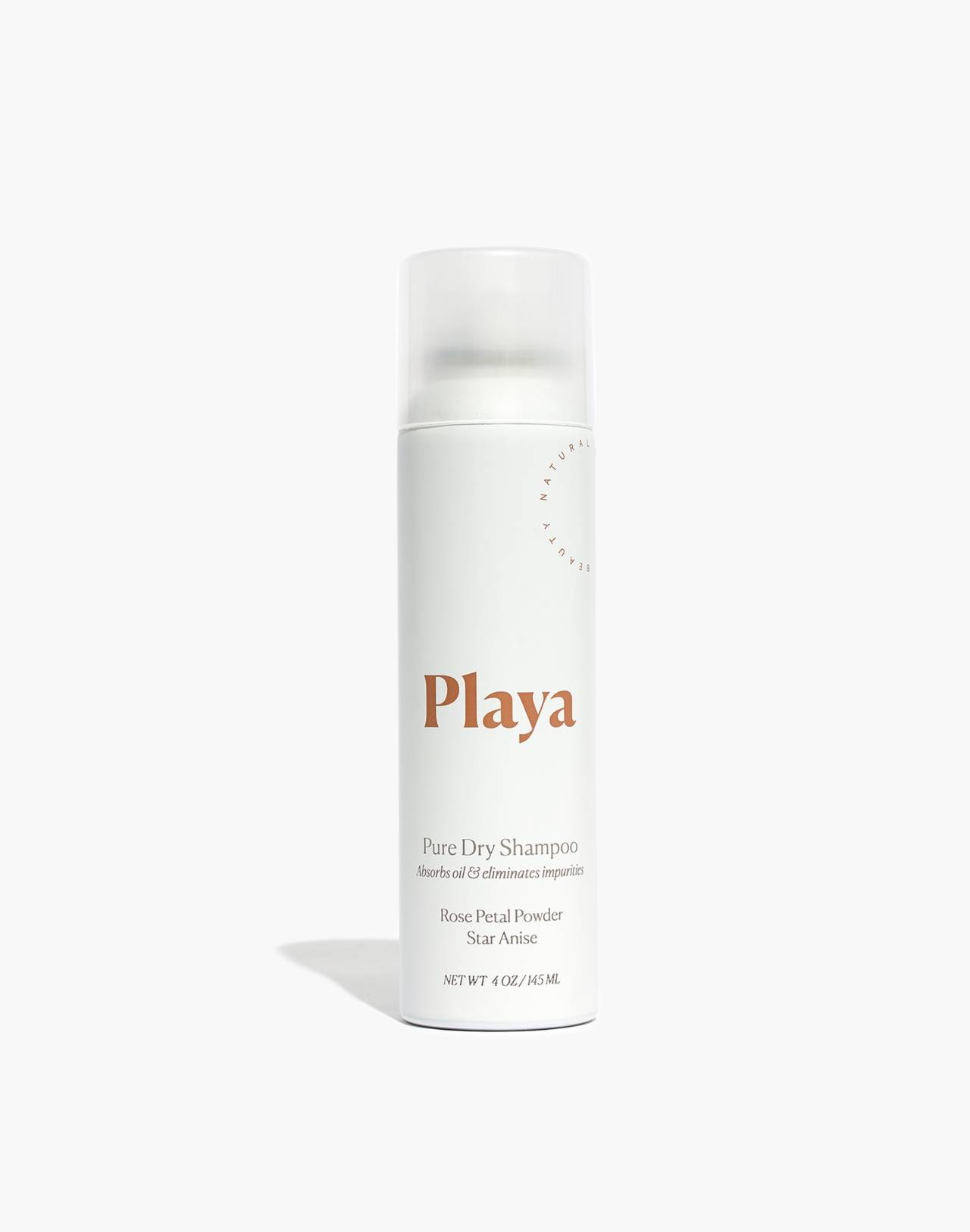 Playa Pure Dry Shampoo in rose petal and star anise image 1