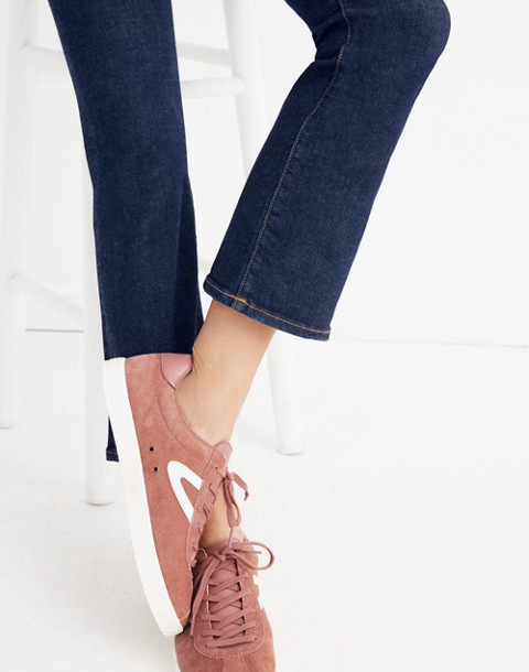 Cali Demi-Boot Jeans in Lucille Wash in lucille wash image 3