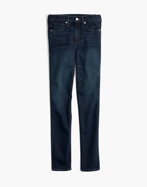 Rivet & Thread Slim Straight Jeans in Richardson Wash in richardson wash image 4
