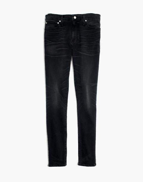 Slim Jeans in Washed Black in everton image 4