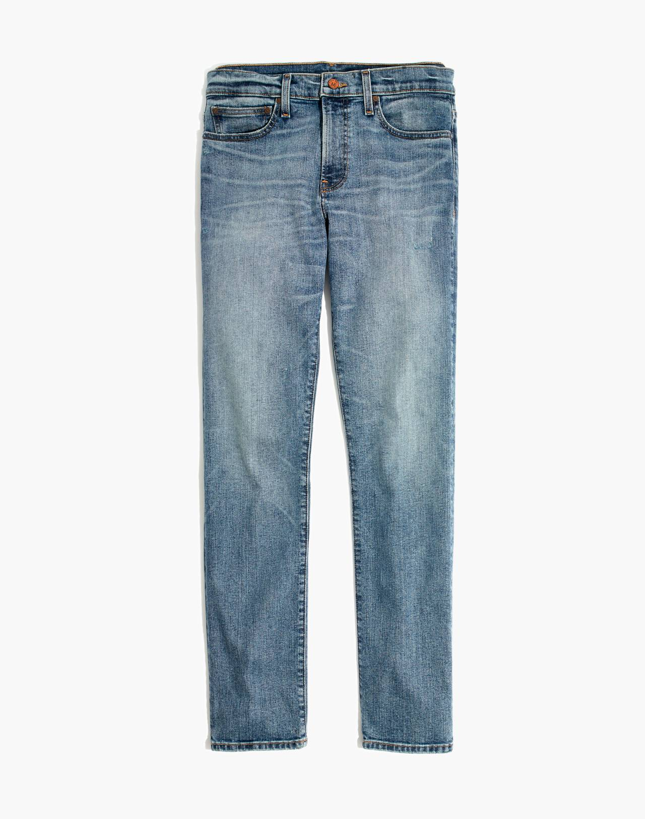 Slim Jeans in Santell Wash in santell image 4