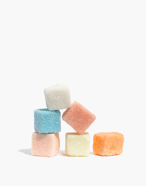 Harper + Ari™ Exfoliating Sugar Cubes Discovery Kit in gift box image 2