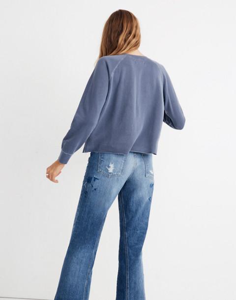 Rivet & Thread Keep Keepin' On Swing Sweatshirt in nightfall image 2