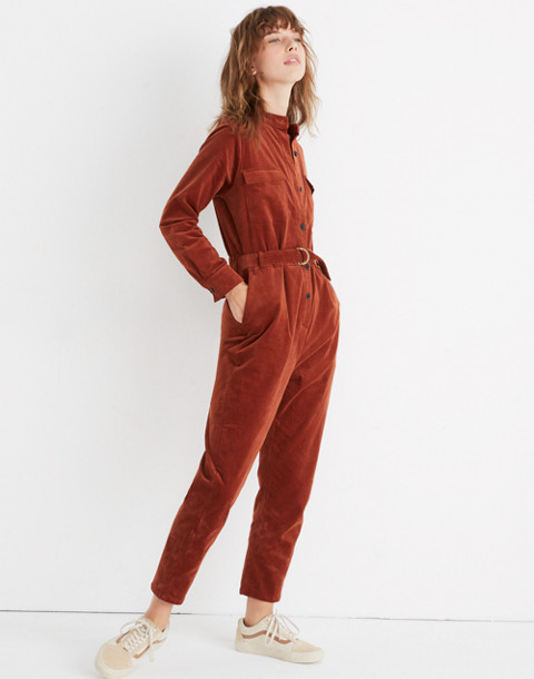 Apiece Apart™ Corduroy Koen Flight Suit by Madewell