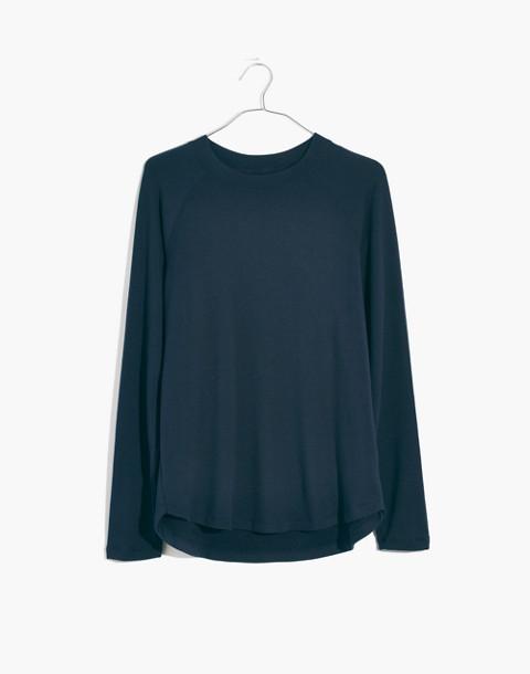 Splits59™ Warm-Up Pullover Top in indigo image 4