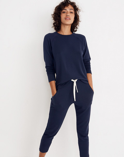 Splits59™ Warm-Up Pullover Top in indigo image 1