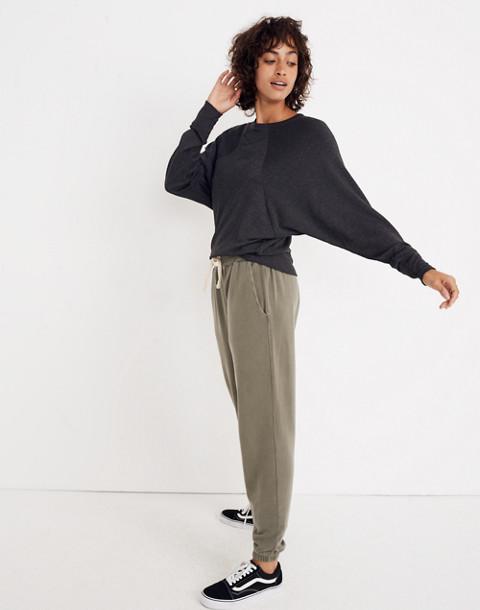 Splits59™ Jillian Pullover Top in heather grey image 2