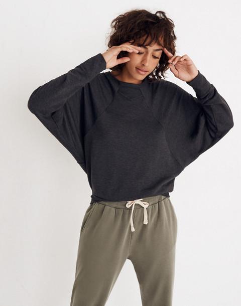 Splits59™ Jillian Pullover Top in heather grey image 1