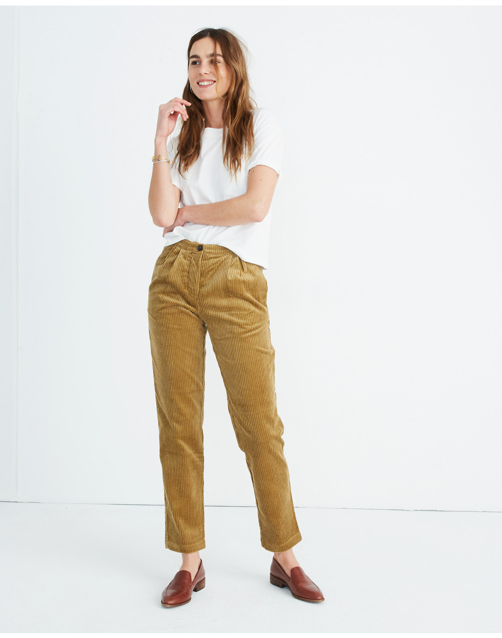 80s Jeans, Pants, Leggings SessÃntrade Corduroy Rocco Pants $79.99 AT vintagedancer.com