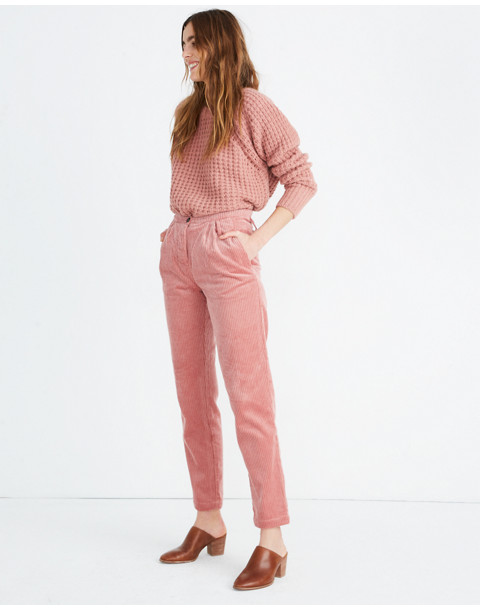 Sessun™ Corduroy Rocco Pants in misty image 2