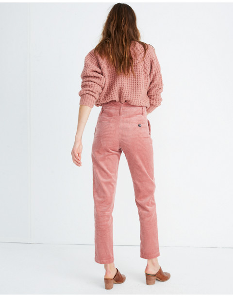 Sessun™ Corduroy Rocco Pants in misty image 3