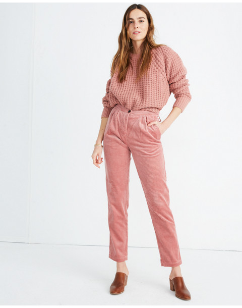 Sessun™ Corduroy Rocco Pants in misty image 1