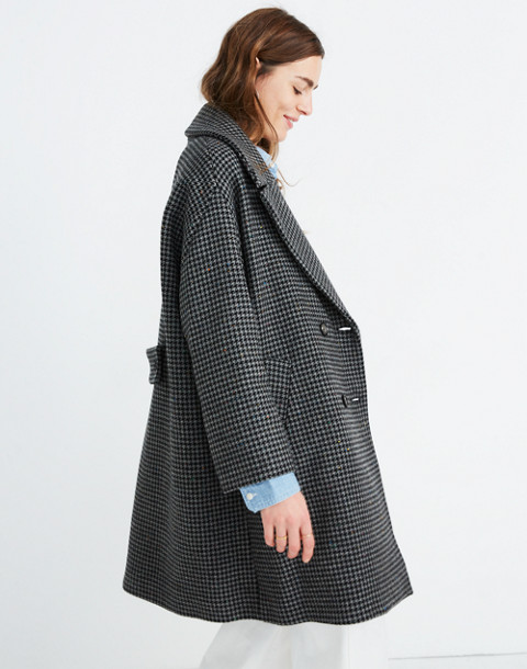 Sess�n™ Audrey Coat in grey black image 2