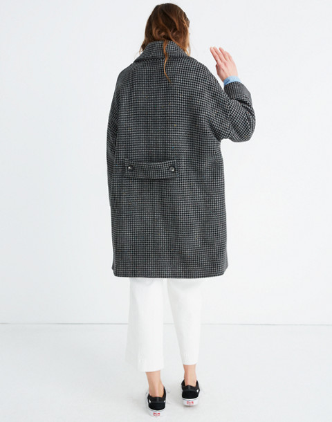 Sess�n™ Audrey Coat in grey black image 3