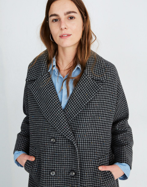 Sess�n™ Audrey Coat in grey black image 1