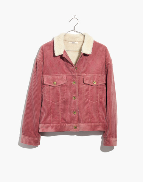 Sess�n™ Corduroy Ginetta Jacket in misty rose rocco image 4