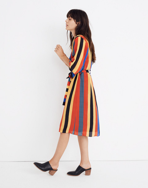 Whit® Striped Pia Dress in multi stripe image 2