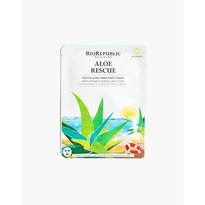BioRepublic® Aloe Rescue Revitalizing Sheet Mask